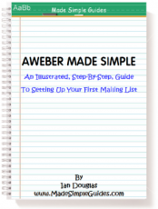 AWeber Made Simple